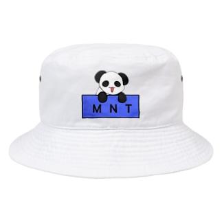 MNTパンダちゃん Bucket Hat