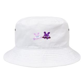 闇月うさぎ初期モデル Bucket Hat