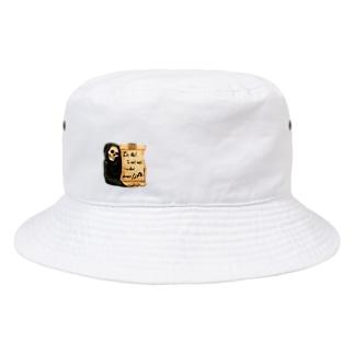 魂ください Bucket Hat