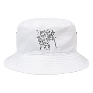 ワンワンワンの日 Bucket Hat