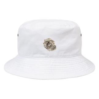 包まるプードルくん Bucket Hat