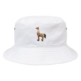 人馬一体 Bucket Hat