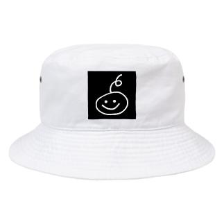 初の黒のやつ Bucket Hat
