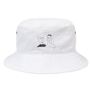 すきぴ Bucket Hat