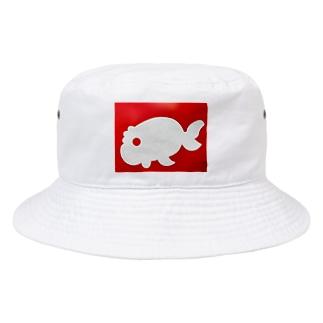 金魚一道オリジナル Bucket Hat
