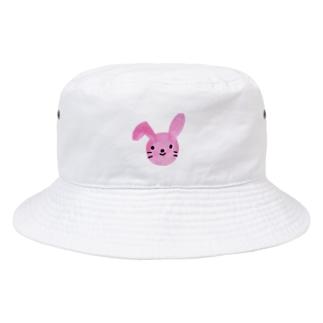 癒しのうさぎさん Bucket Hat