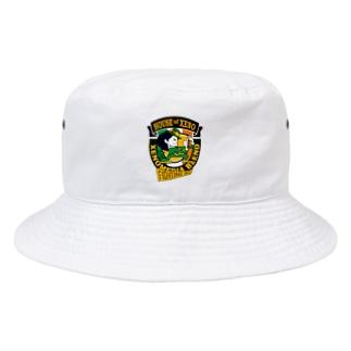 FIGHTING IKEシリーズ Bucket Hat