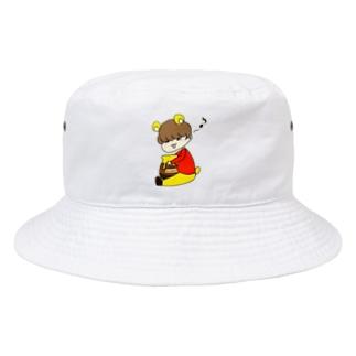 けいプー Bucket Hat