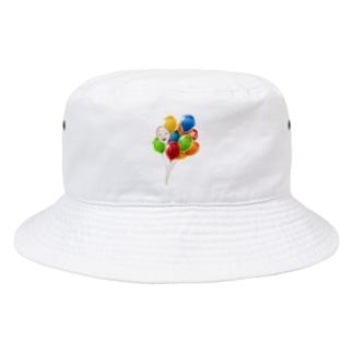 Balloon Bucket Hat