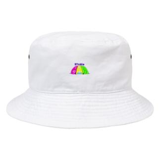 STUDIO BAM LOGO Bucket Hat