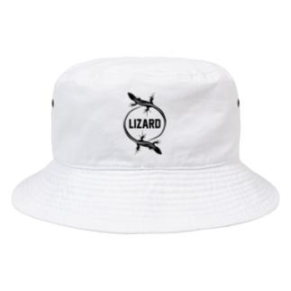 LIZARD-トカゲ- Bucket Hat