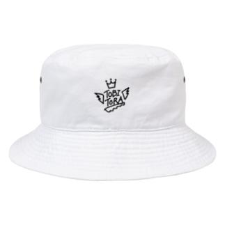 TOBITORA LOGO by BONG Bucket Hat