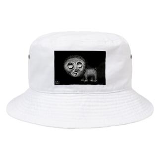 キモカワイイ宇宙ペットさようなら「ホキトン」🖐️🛸✨      Bucket Hat