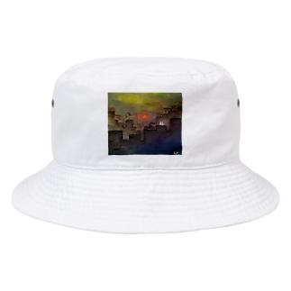不確 Bucket Hat