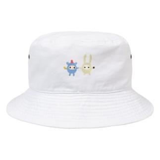 おべんとふれんず Bucket Hat