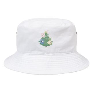 クリスマスふれんず Bucket Hat