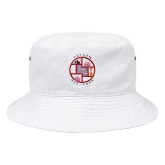 電脳キョンシーパンダ Bucket Hat