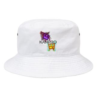 ニッチー&ダークニッチー1 Bucket Hat