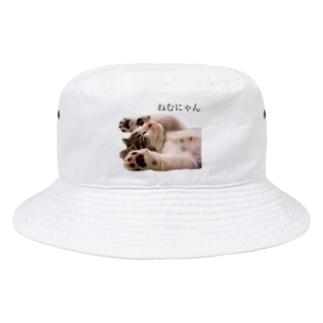 ねむにゃん Bucket Hat