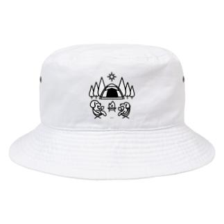 Dog camp Bucket Hat