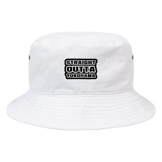 Rep. YOKOHAMA Bucket Hat