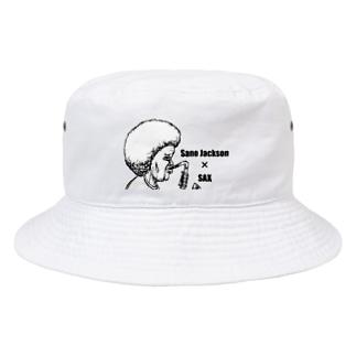Sano Jackson x SAX Bucket Hat