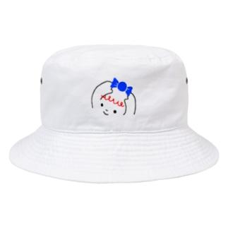 ハッピーちゃん Bucket Hat