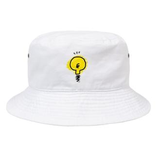 ひらめき! Bucket Hat