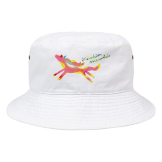 Keshinmecchi Bucket Hat