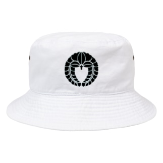 下がり藤 Bucket Hat