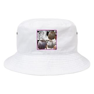 カラーチェンジ Bucket Hat