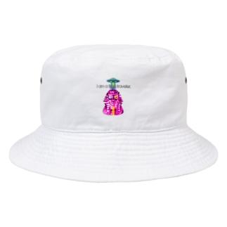 タイムトラベラー Bucket Hat