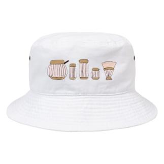 おいしい食卓 Bucket Hat