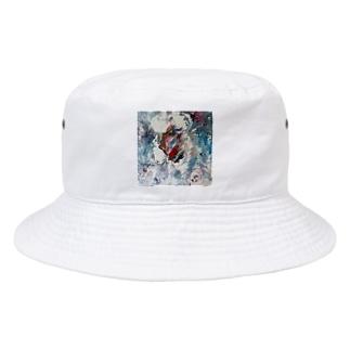 Side Face 003 Bucket Hat