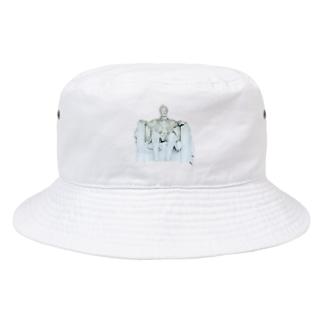 着席大臣 Bucket Hat