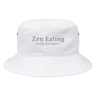 ZenEatingオリジナルグッズ Bucket Hat