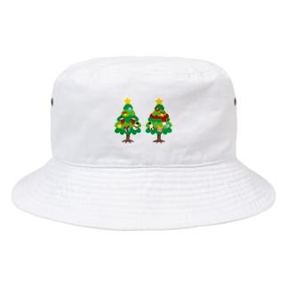 CT88 林さんのクリスマスB Bucket Hat