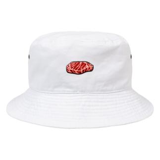 お肉 Bucket Hat