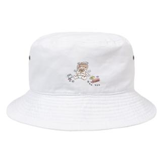 食いしんぼう天使 Bucket Hat