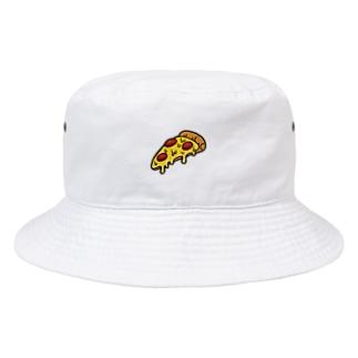 PIZZA BUCKET HAT 2 Bucket Hat