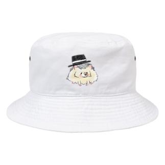 オリジナル ハリネズミのソフィー、ハットをかぶる。 Bucket Hat