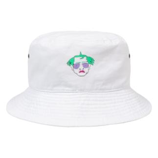 畑山 ススム Bucket Hat