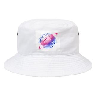 プラネットポリシー Bucket Hat