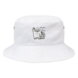 CT94 YETI is yeah*A4000 Bucket Hat