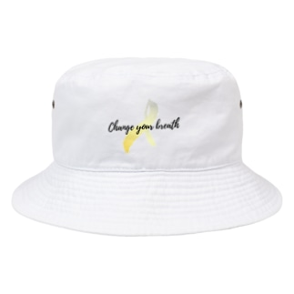 Change your breath 帽子 Style.B Bucket Hat