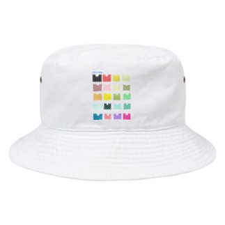 エコバッグマニア Bucket Hat