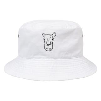 牛ちゃん Bucket Hat