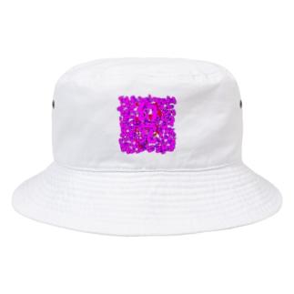 錠剤 Bucket Hat