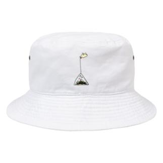 テトラポットバード Bucket Hat