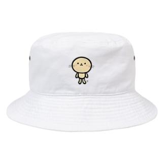 みみなしうさちゃん Bucket Hat